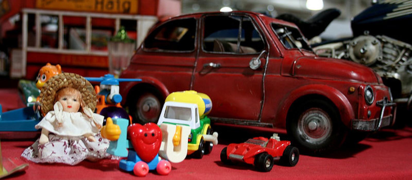 Consejos de seguridad sobre los juguetes del bebé