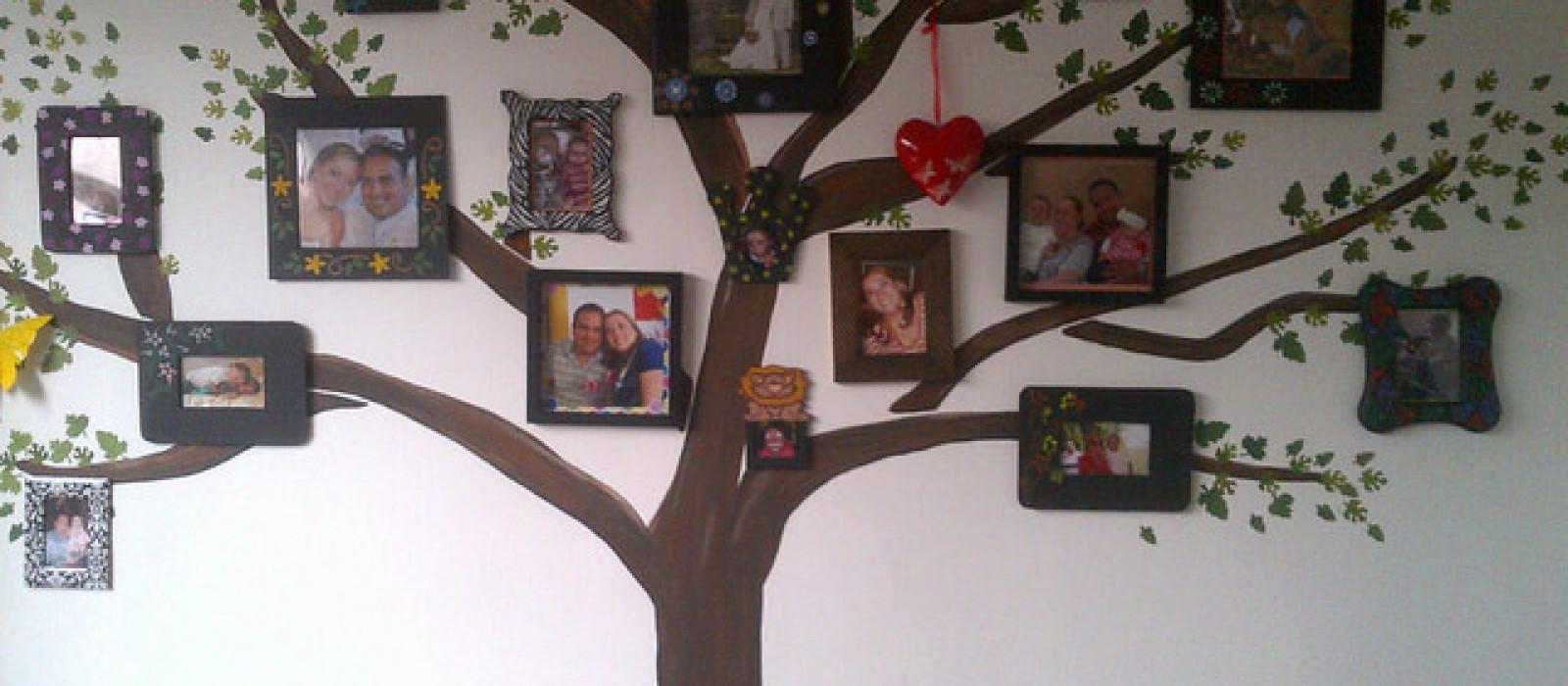 El árbol genealógico y las enfermedades