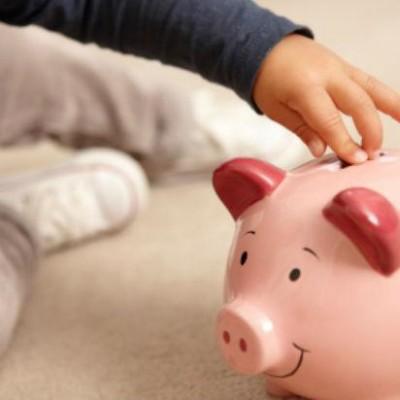 El ahorro en los niños