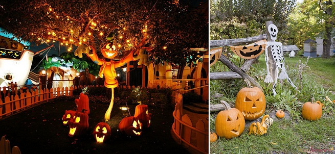 Ideas para decorar en halloween mam extrema - Decoracion de halloween para fiestas ...
