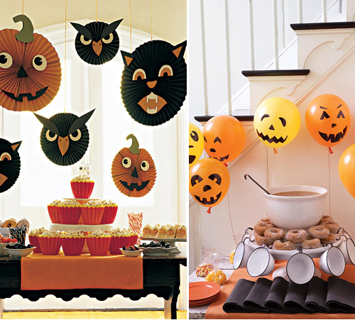 Ideas para decorar en halloween mam extrema for Decoracion de unas halloween