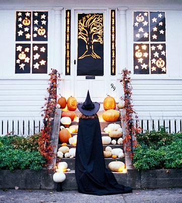 Ideas para decorar en halloween mam extrema - Decoracion de halloween para casas ...