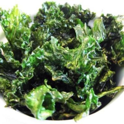Kale Chips Sabor Nachos