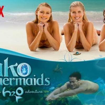 Mako Mermaids serie juvenil Netflix