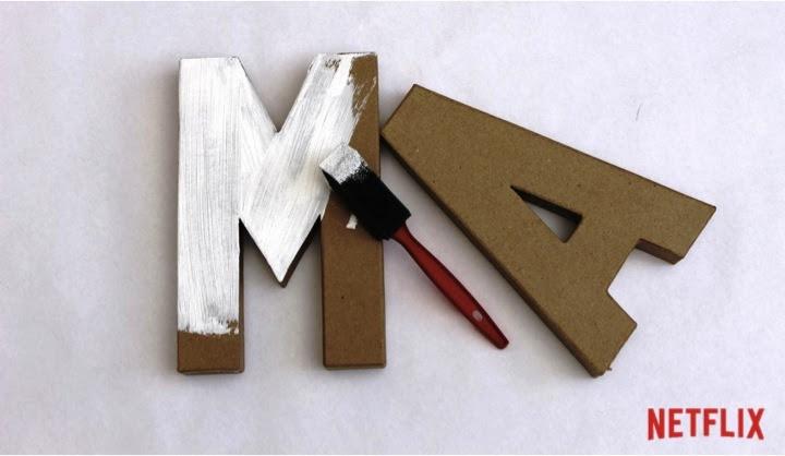 Letras para pared mam extrema - Letras adhesivas para pared ...