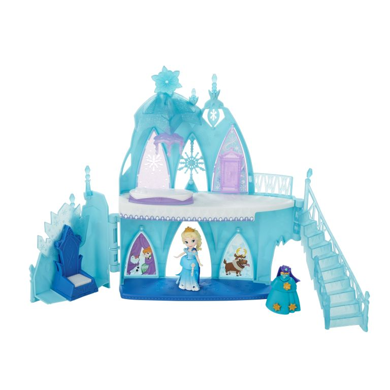 Mini castillo magico Elsa