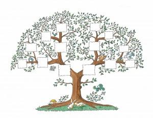 arbol-genealogico-con-animales