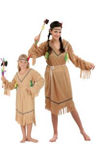 disfraz-de-pareja-india-madre-e-hija