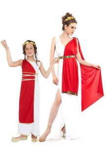 disfraz-de-pareja-romanas-madre-e-hija