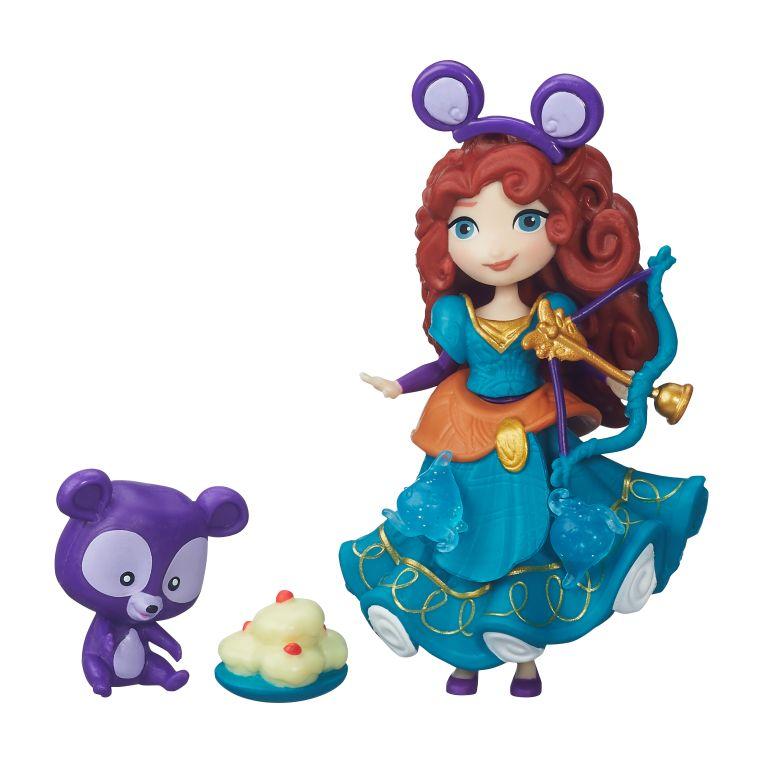 Mini Princesa y amigos Märida