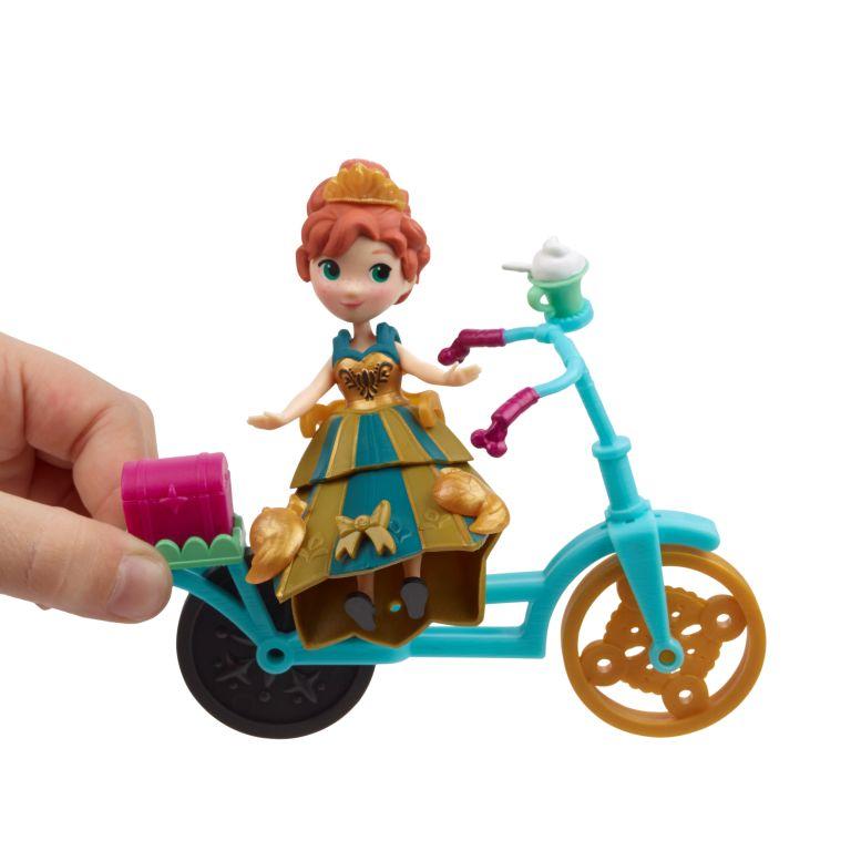 Mini frozen con accesorios Anna