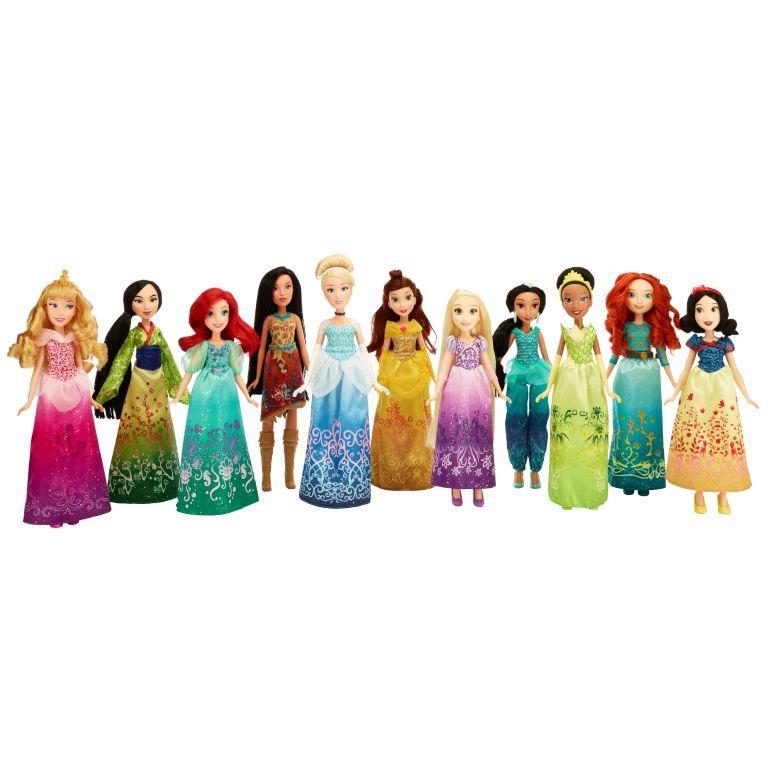 Princesas ClÖsicas Todas