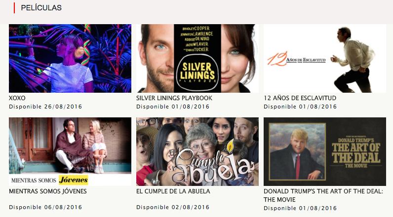 Netflix/Agosto