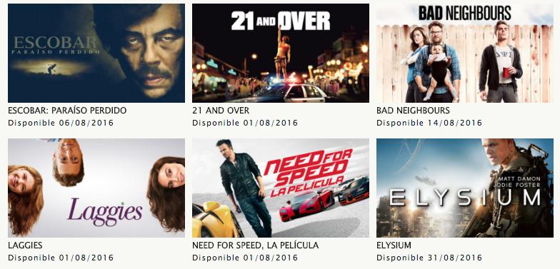 Agosto/Netflix